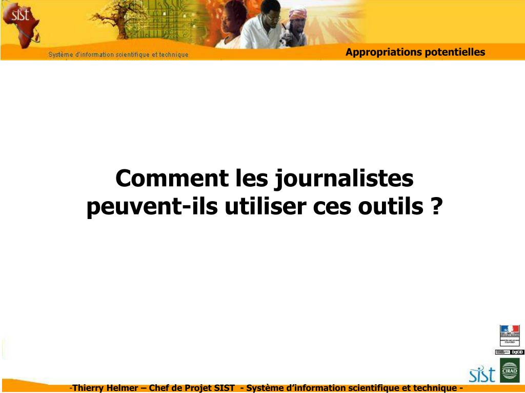 Appropriations potentielles