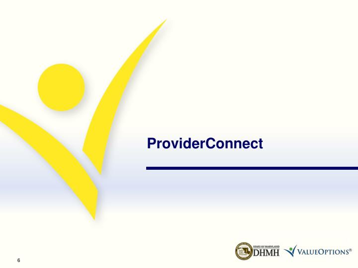 ProviderConnect