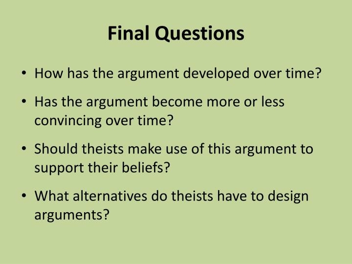 argumentative essay is proof for the existence of god necessary Is proof for the existence of god necessary is proof for the existence of god necessary which argument for the existence of god is strongest why.