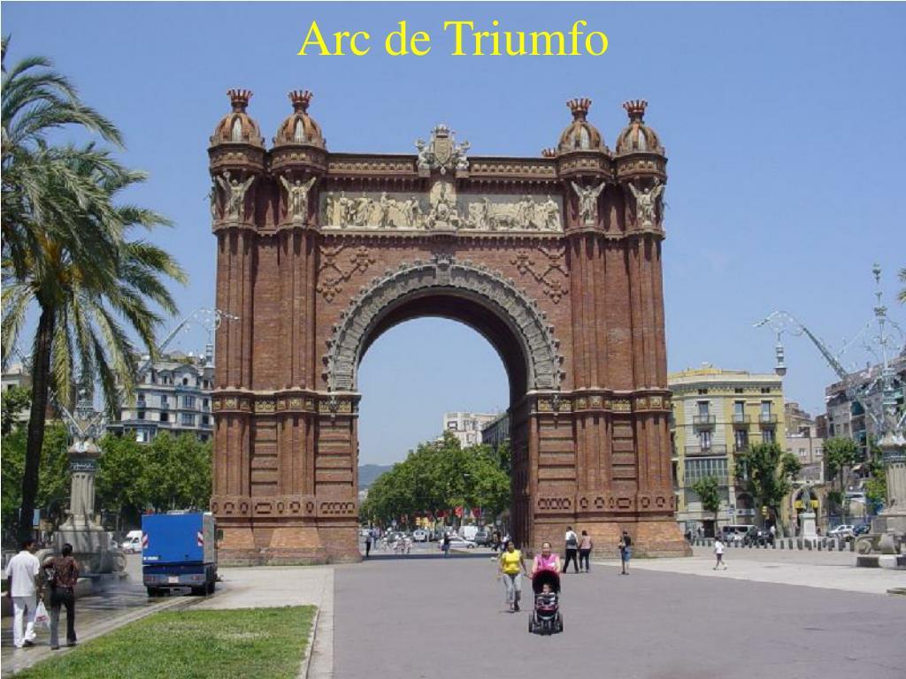 Arc de Triumfo