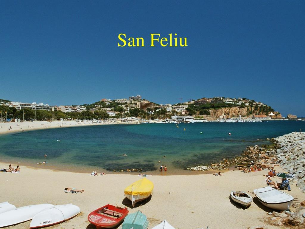 San Feliu