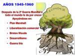 a os 1945 1960