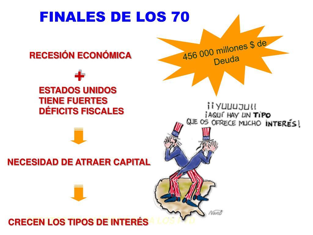 FINALES DE LOS 70