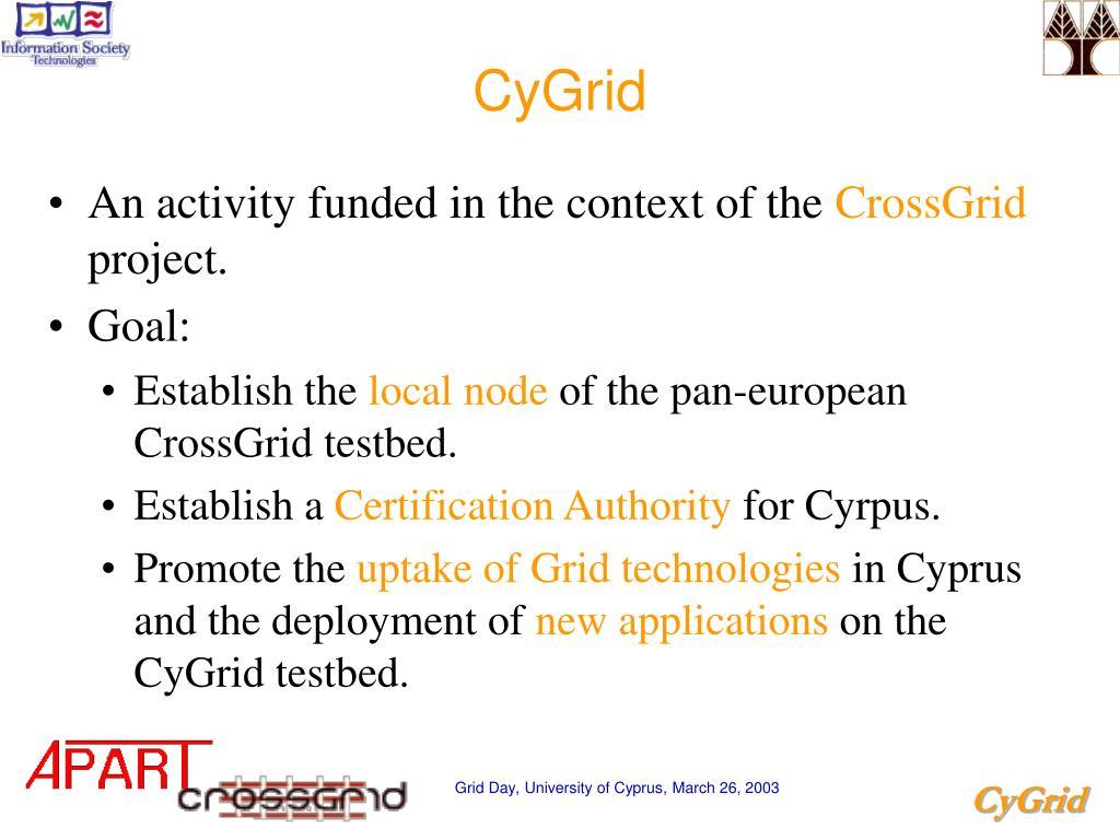 CyGrid