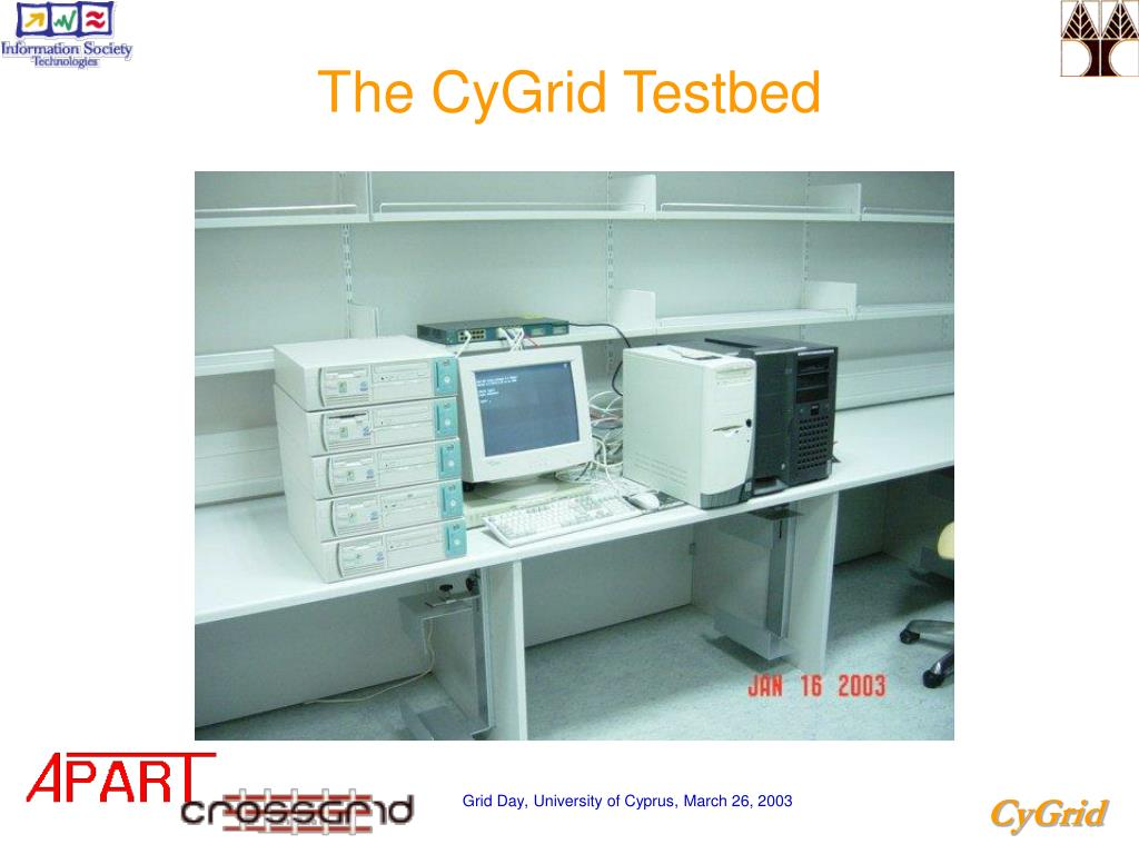 The CyGrid Testbed