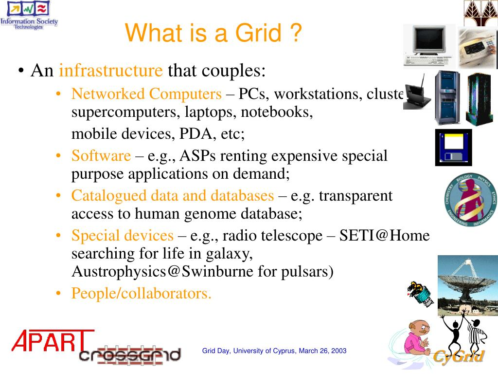 What is a Grid ?