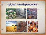 global interdependence23