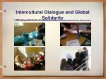 intercultural dialogue and global solidarity20