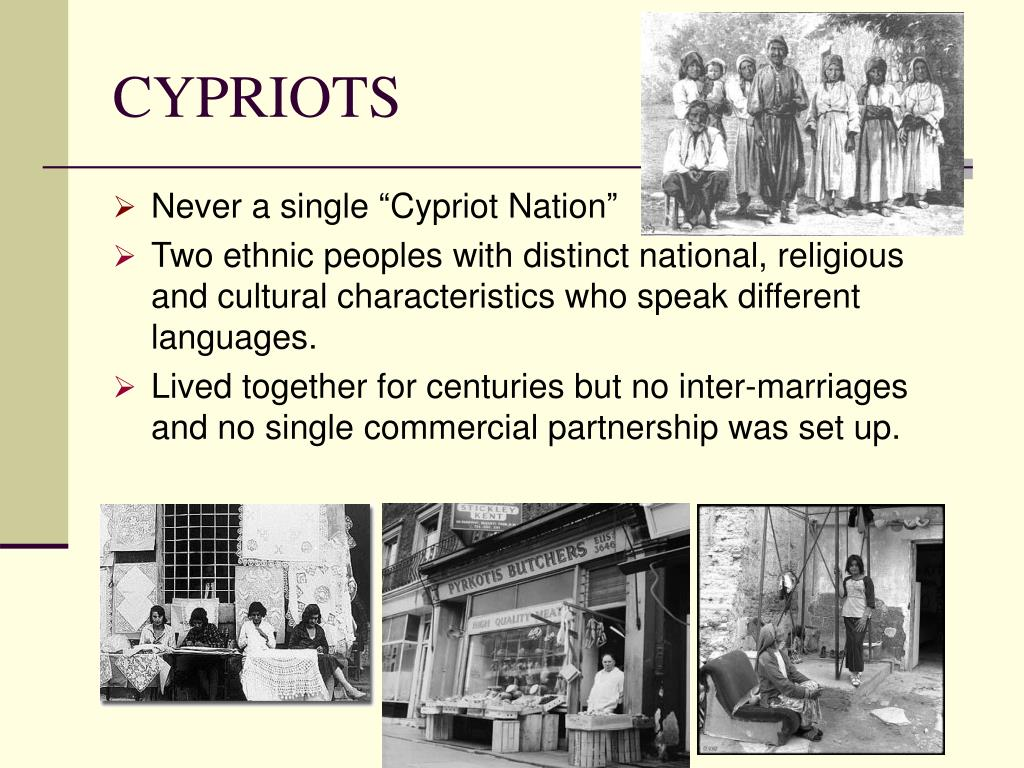 CYPRIOTS