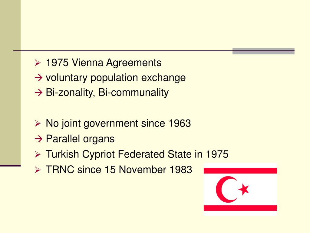 1975 Vienna Agreements