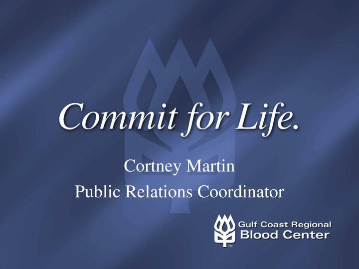 Cortney Martin