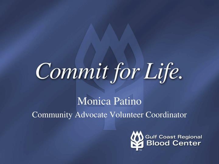 Monica Patino