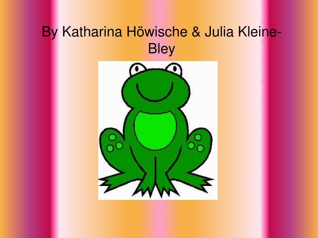 By Katharina Höwische & Julia Kleine-Bley
