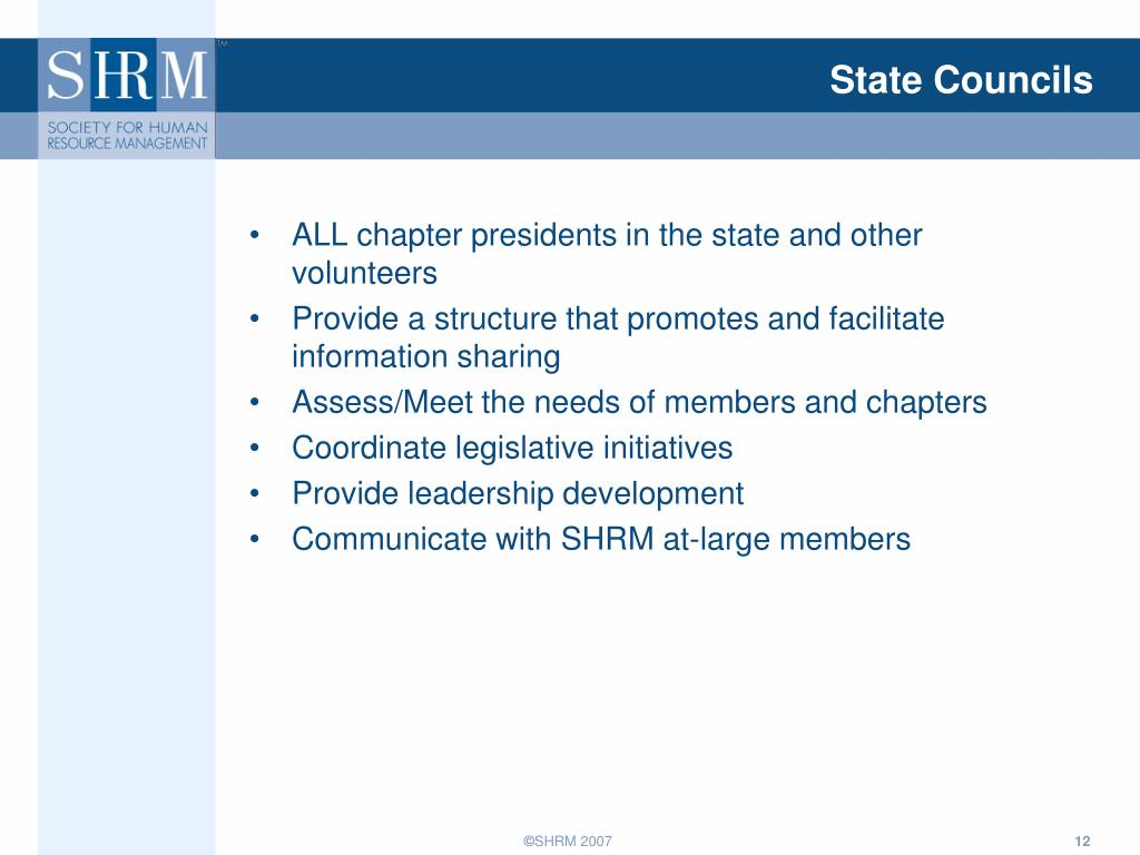 State Councils
