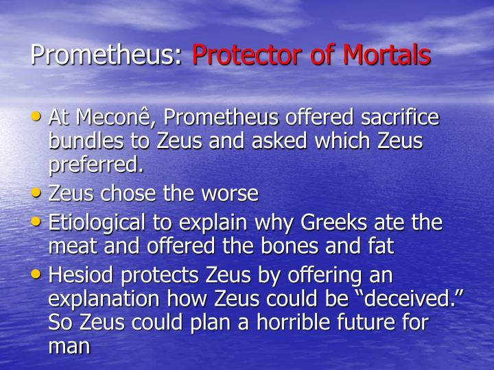 Prometheus: