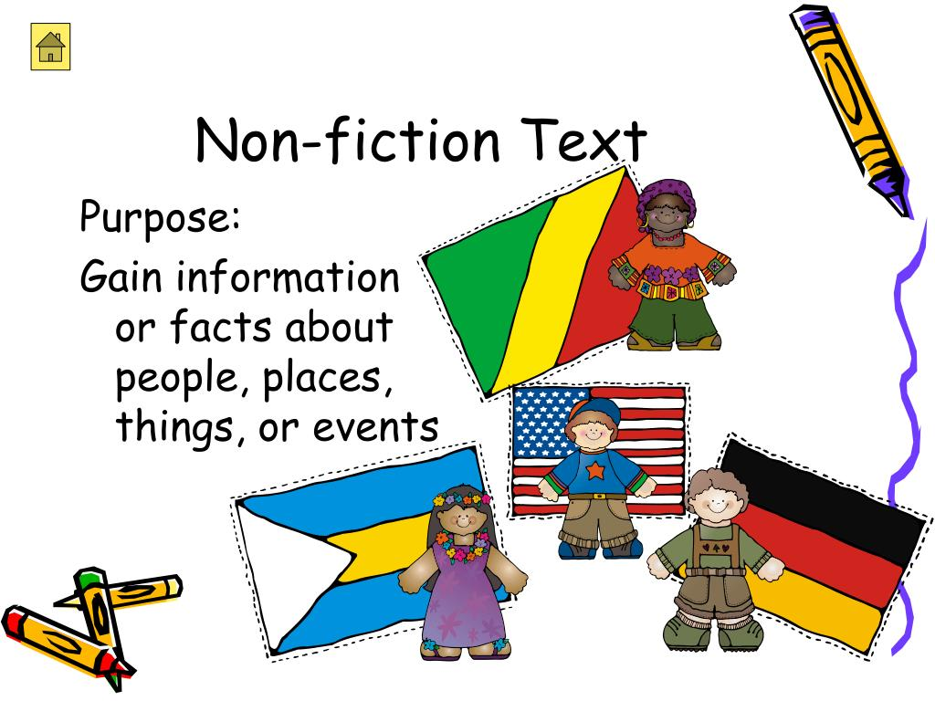 Non-fiction Text