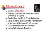 edmond locard