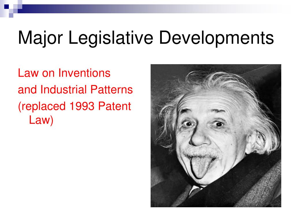Law on Inventions