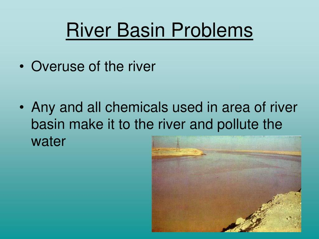 River Basin Problems