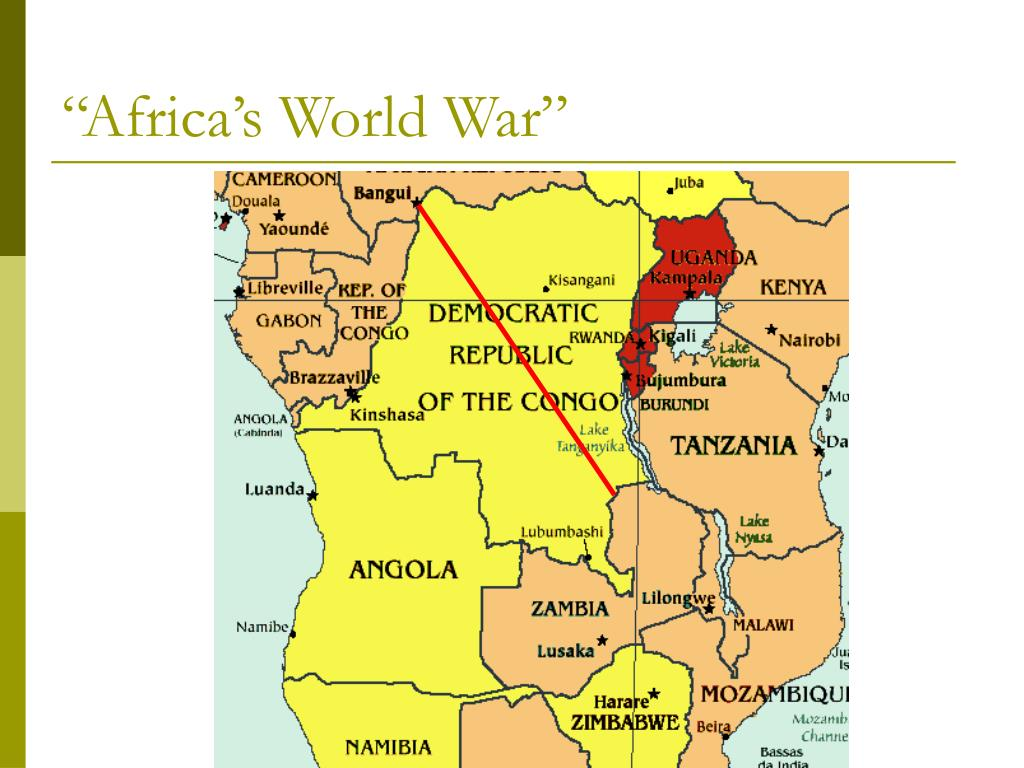 """Africa's World War"""