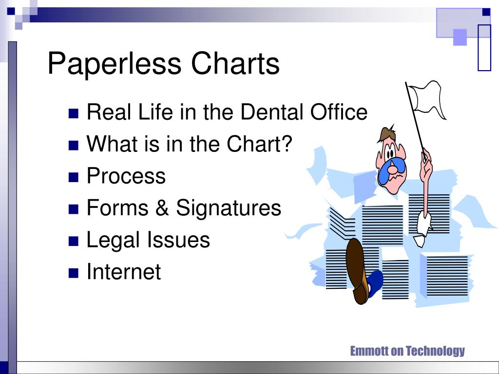 Paperless Charts