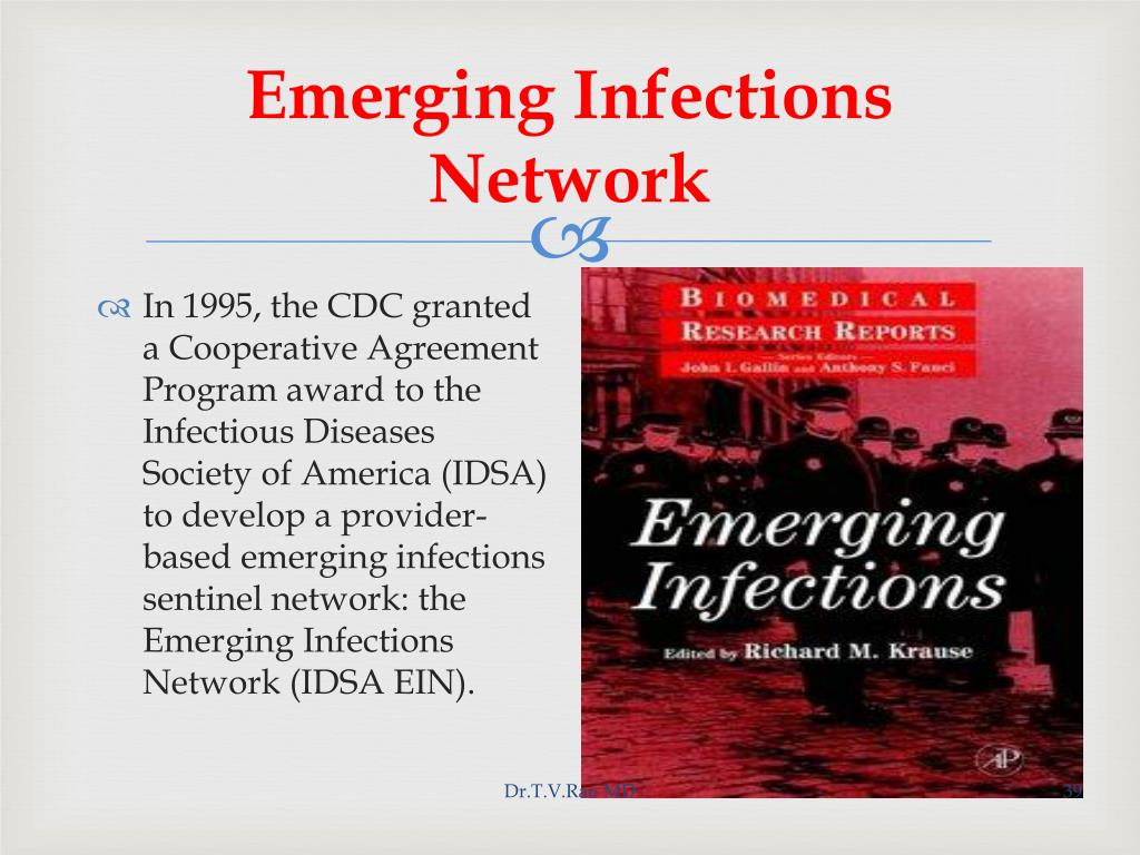 Emerging Infections Network
