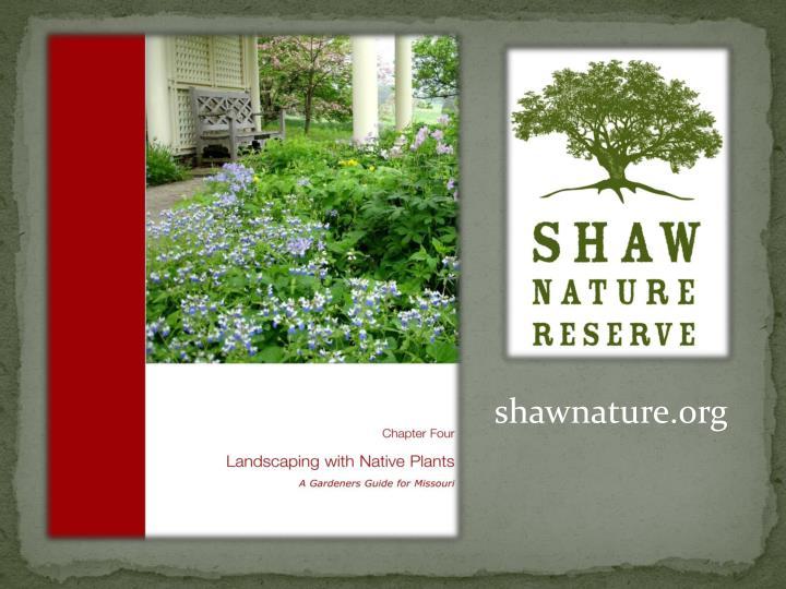 shawnature.org