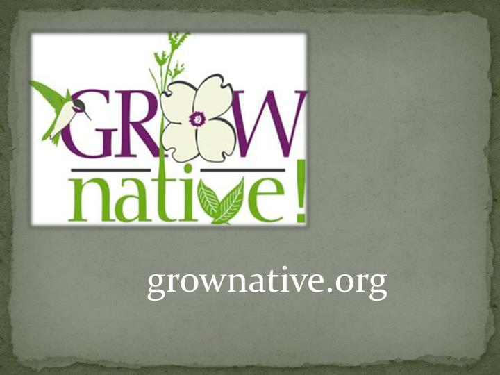 grownative.org