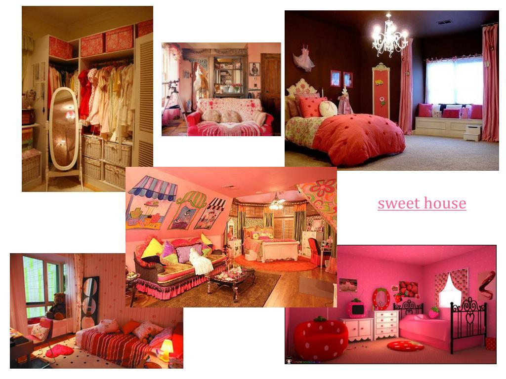sweet house