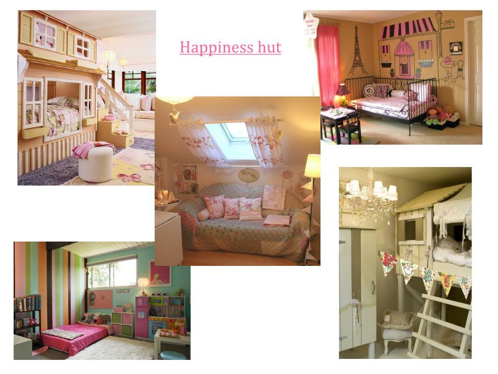 Happiness hut