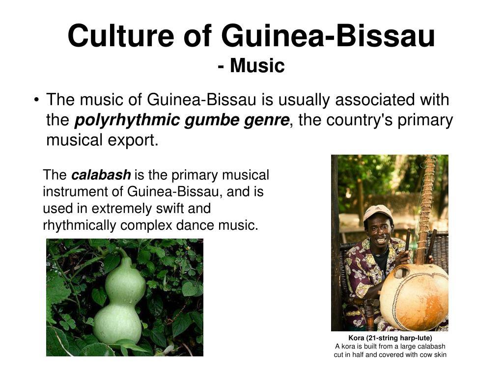 Culture of Guinea-Bissau