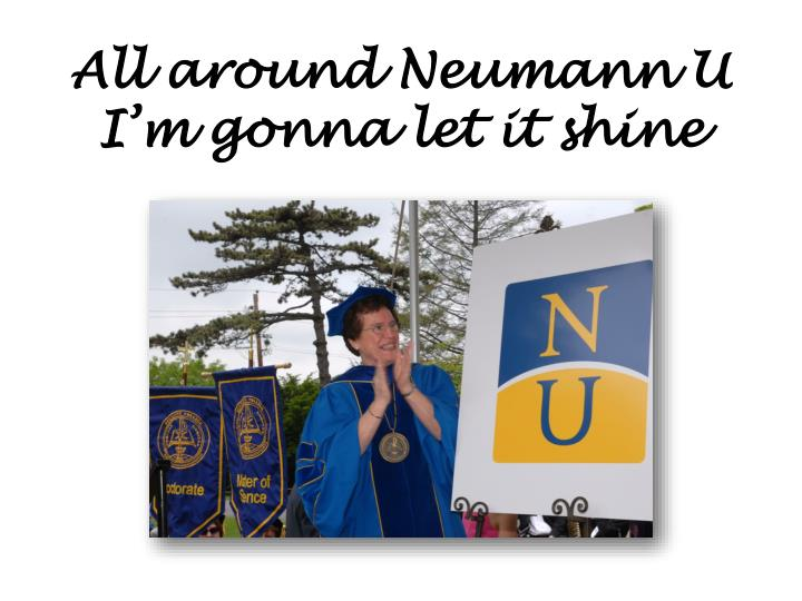 All around Neumann U