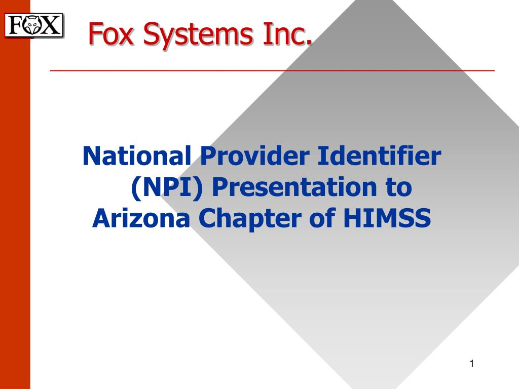 fox systems inc