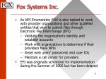 fox systems inc11