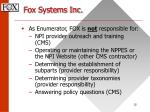 fox systems inc12