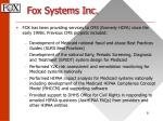 fox systems inc8