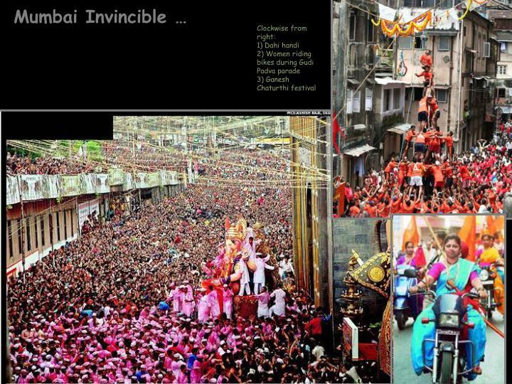 Mumbai Invincible …