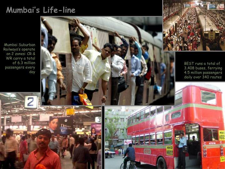 Mumbai's Life-line