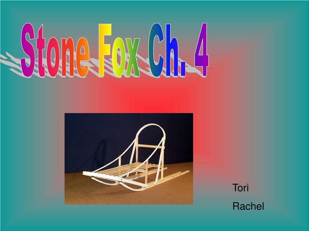 Stone Fox Ch. 4