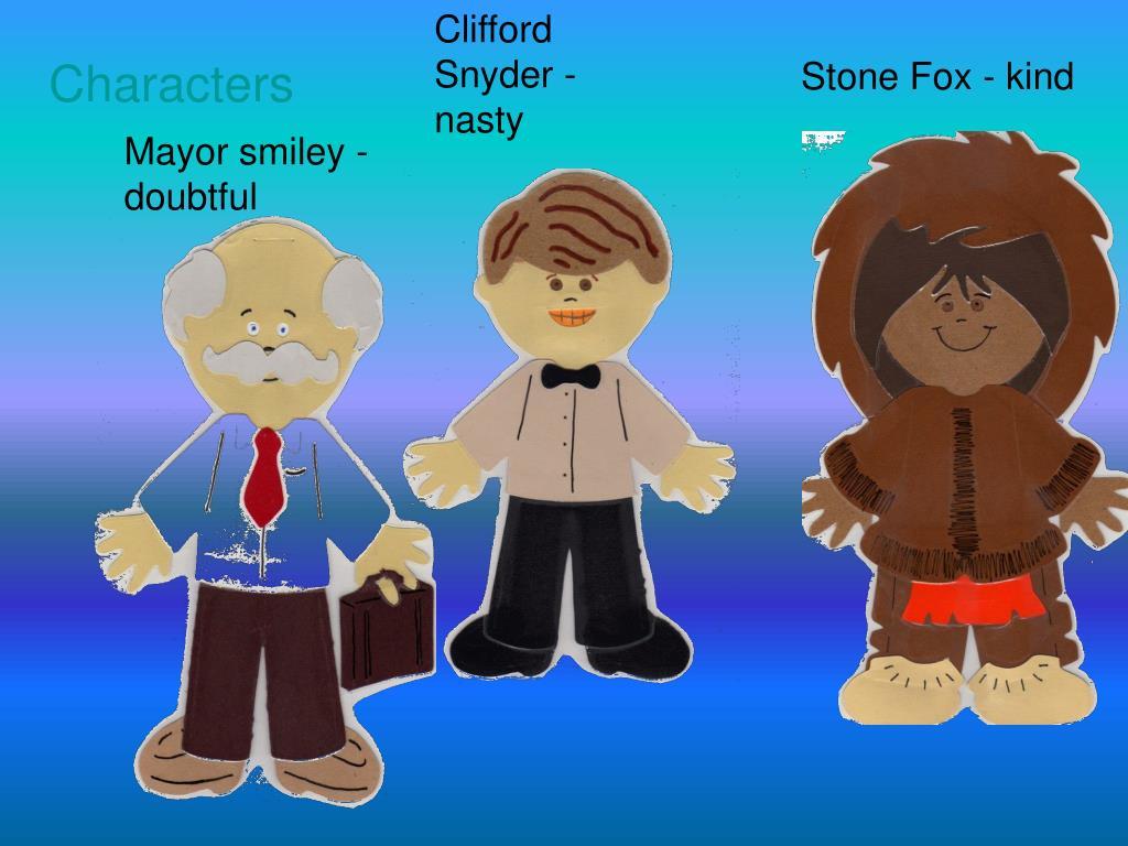 Clifford Snyder - nasty