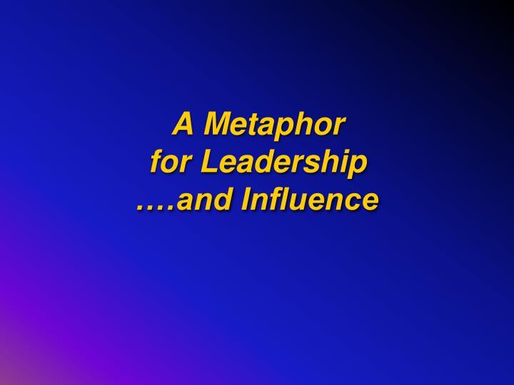 A Metaphor