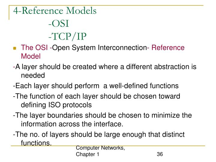 4-Reference Models