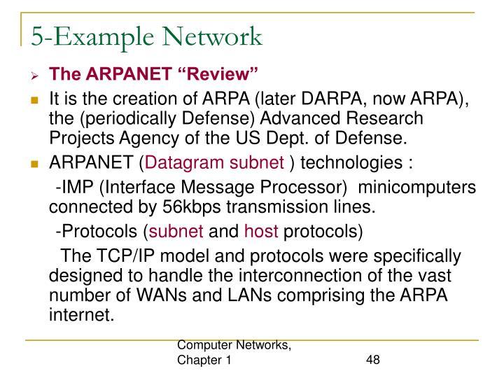 5-Example Network