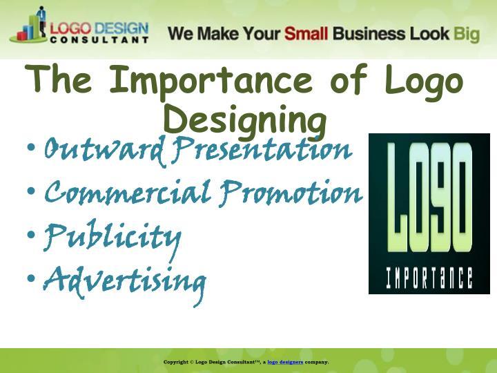 The Importance of Logo Designing