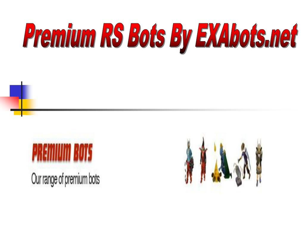 Premium RS Bots By EXAbots.net