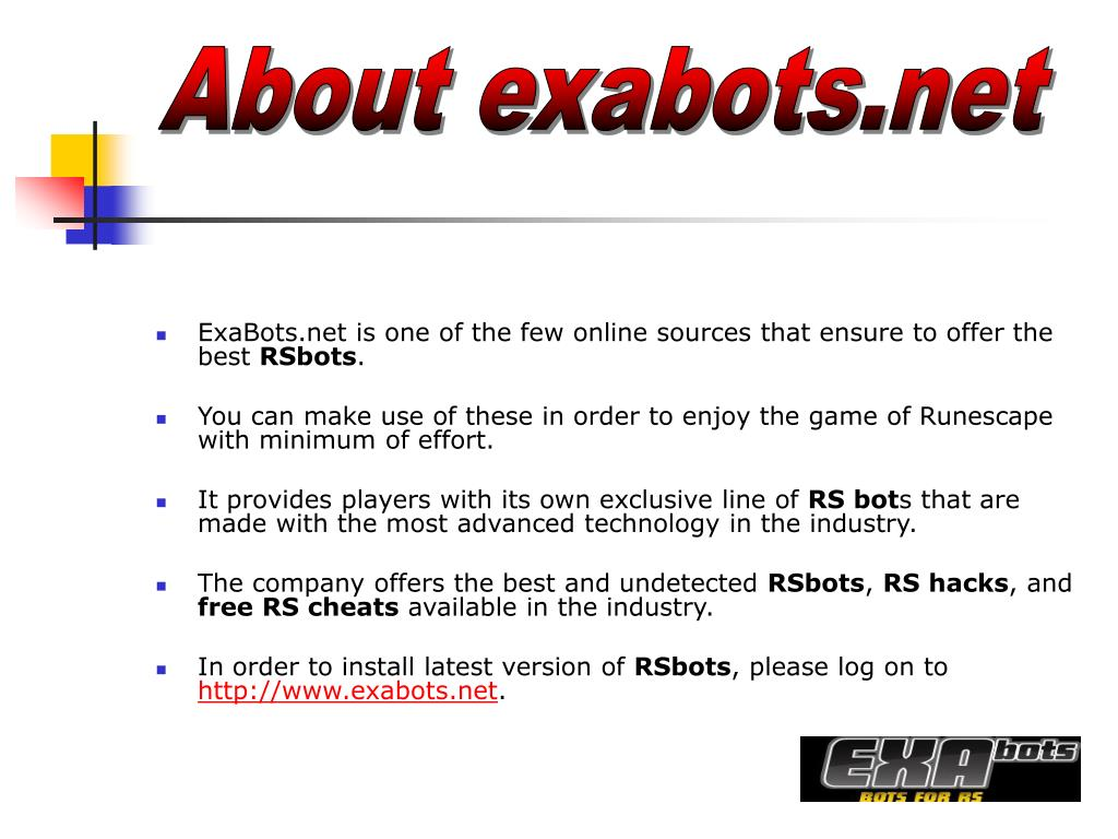 About exabots.net