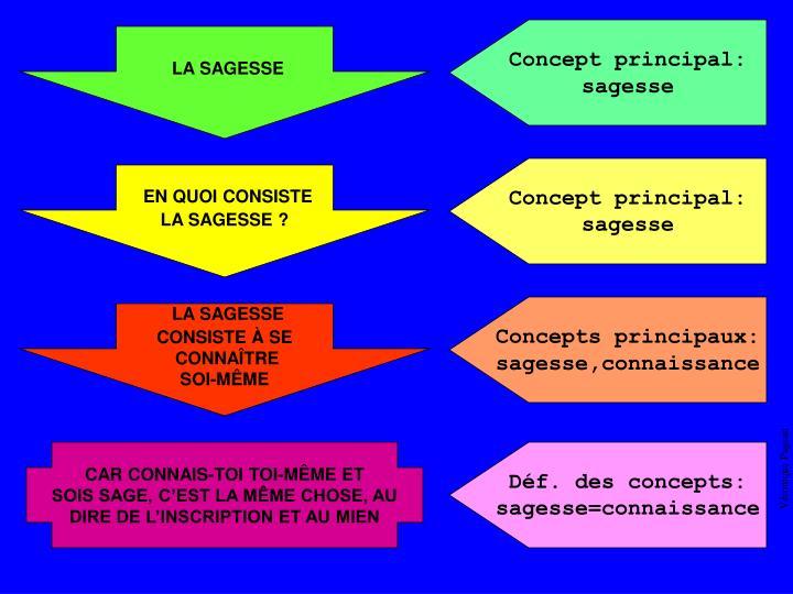 Concept principal: