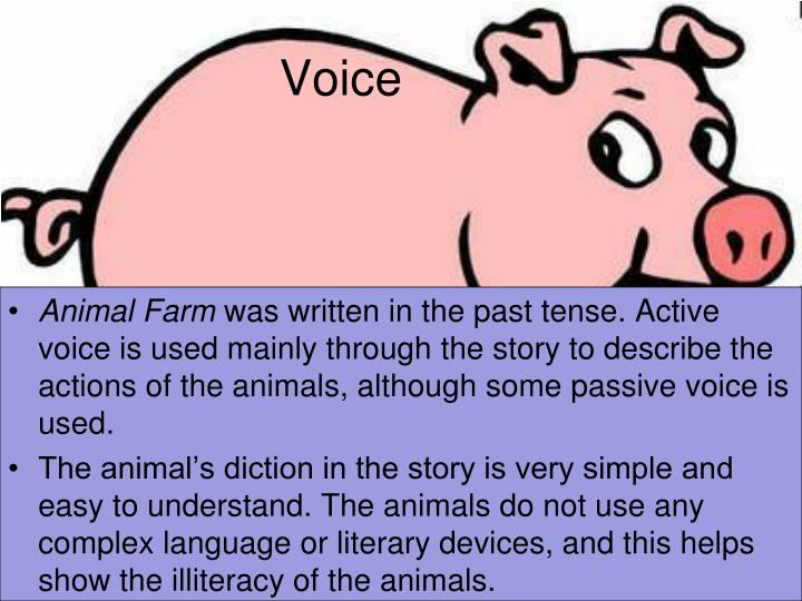 symbolism satire and other literary devices in animal farm a novel by george orwell Transcript of animal farm: literary devices animal farm by george orwell symbolism irony irony is a literary device generally used for humour.