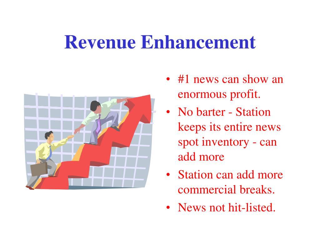 Revenue Enhancement