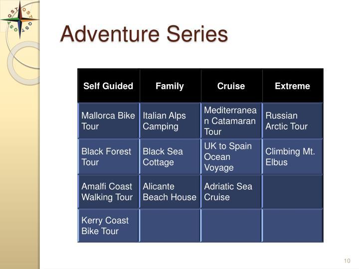 Adventure Series